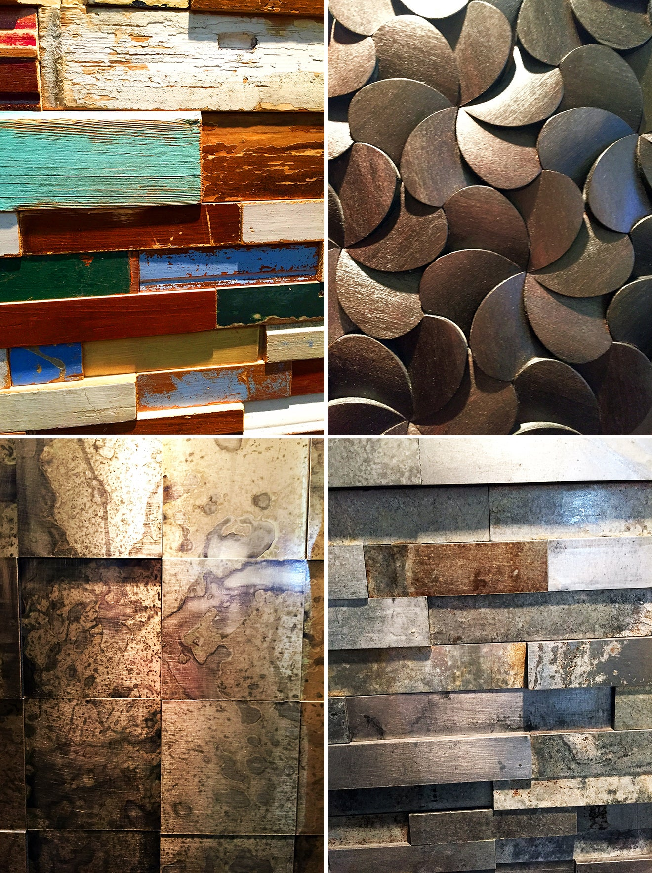 Striking textures featured at the Surface Design Show London