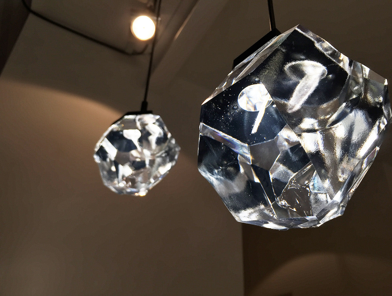 Swarovski Rock Glaciarium collection Fredrikson Stallard