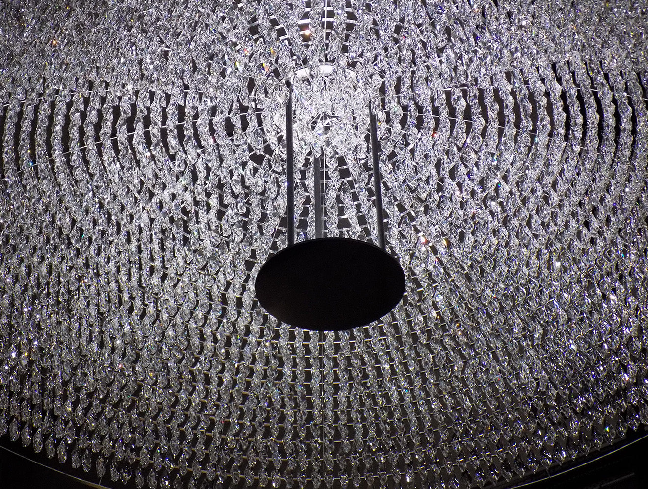 Fredrikson Stallard Avalon Swarovski light