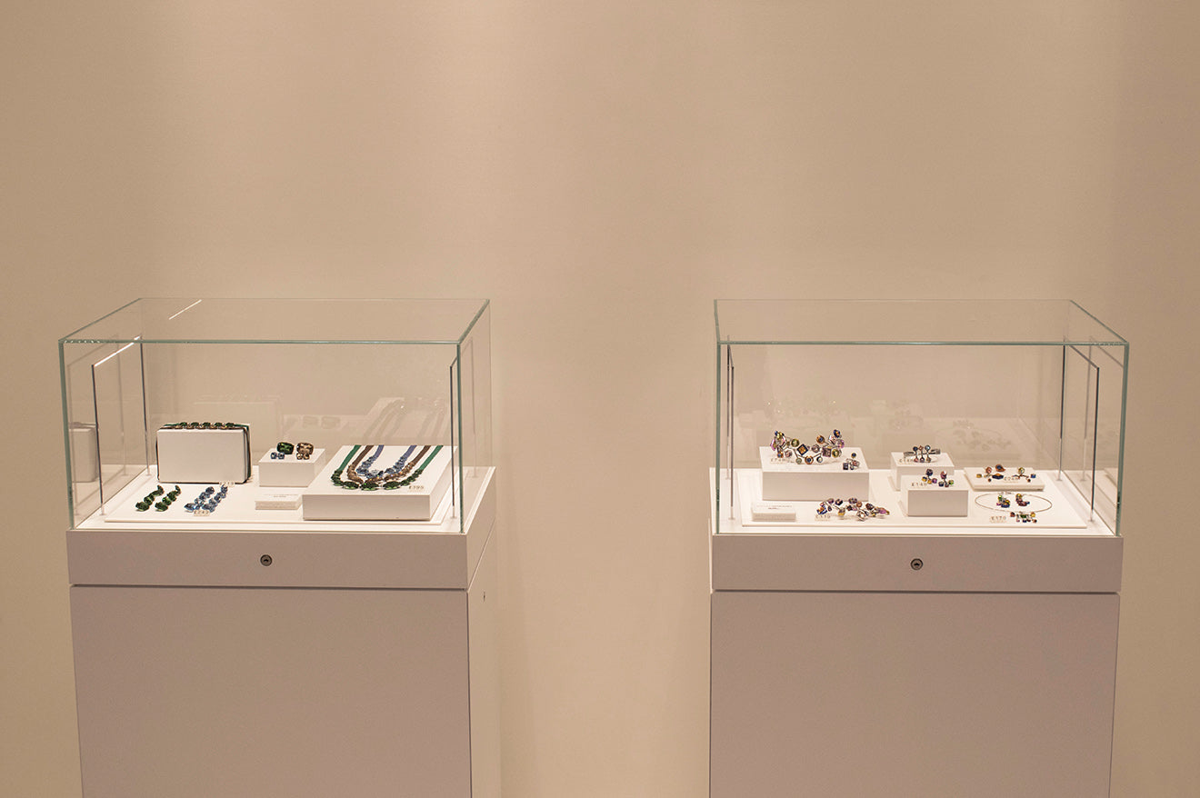 Swarovski Crystal Jewellery at Selfridges