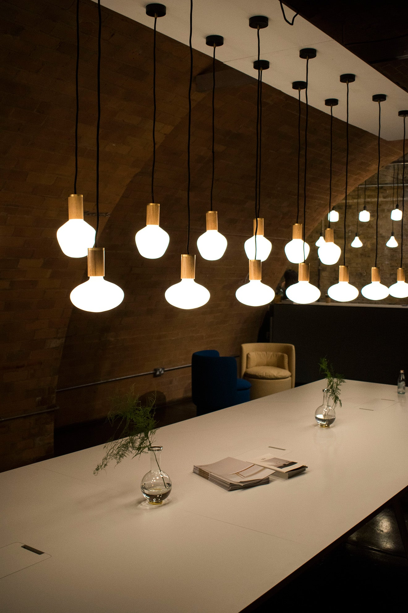 tala pendant LED lighting London Design Festival under the arches