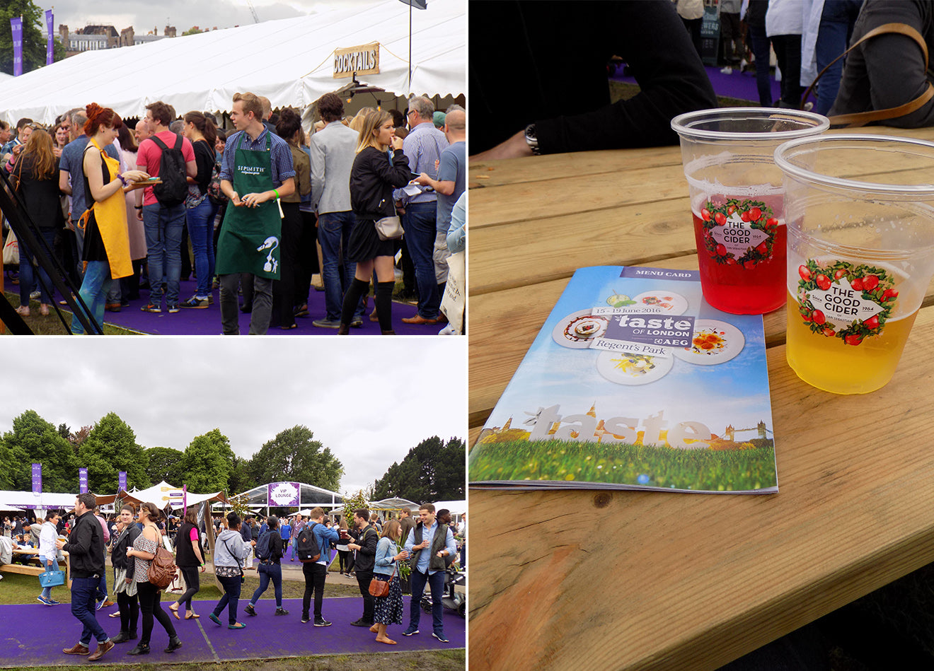 Taste Festival London Review