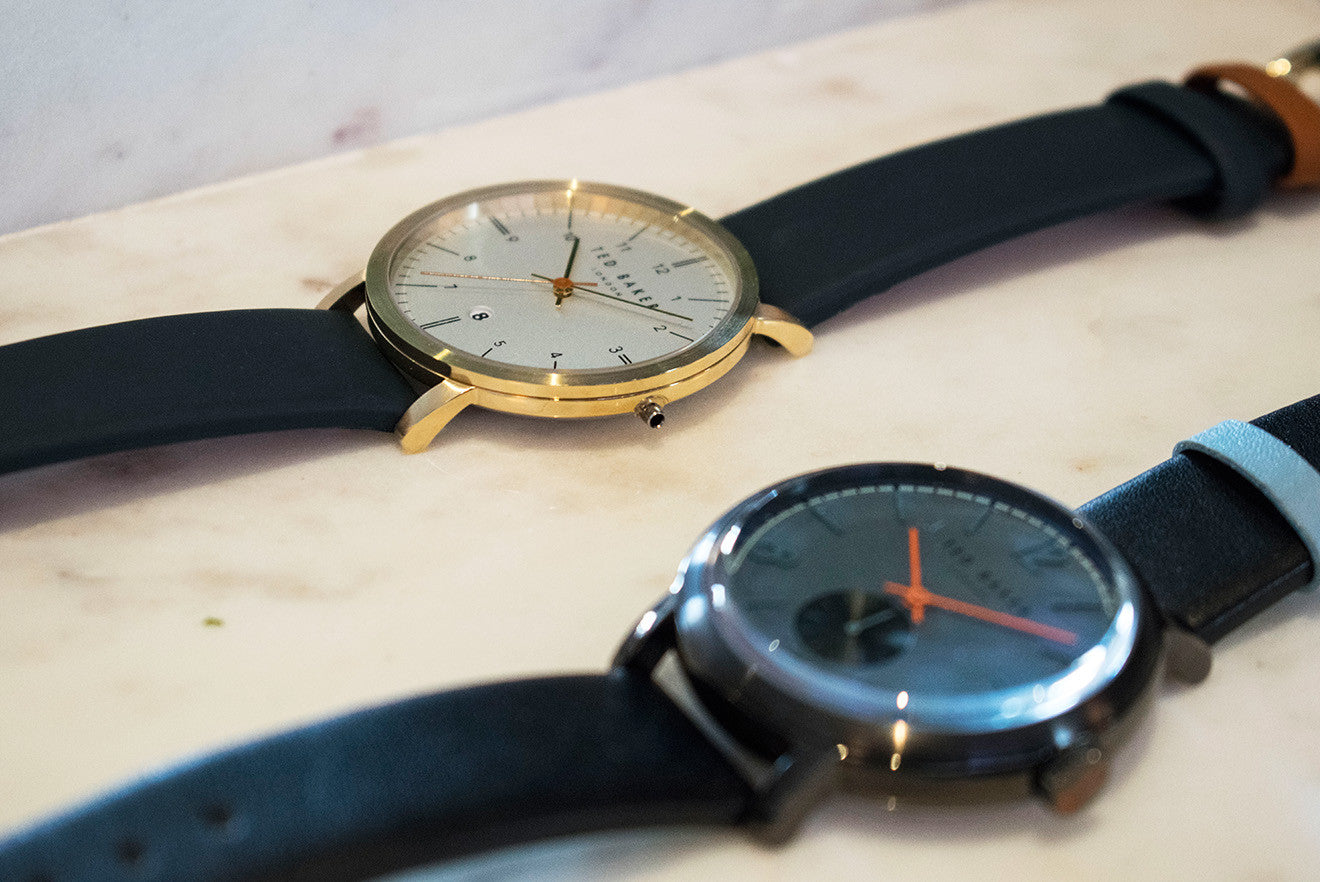Ted Baker mens watch collection