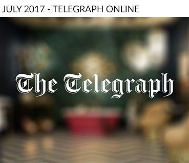 The Telegraph Designed at Talisman Event