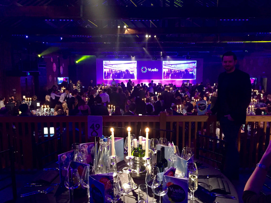 The Vuelio Blgo awards 2015 at the Brewery Barbican London