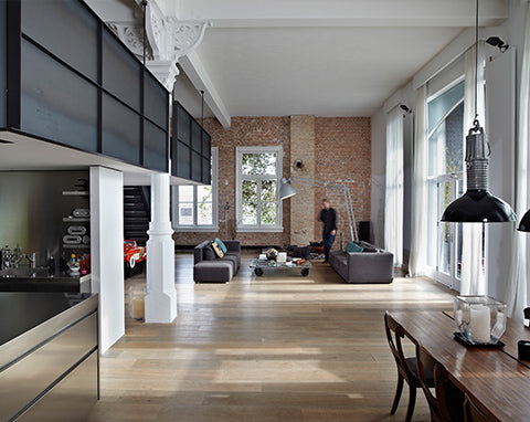 The Canal House conversion Amsterdam