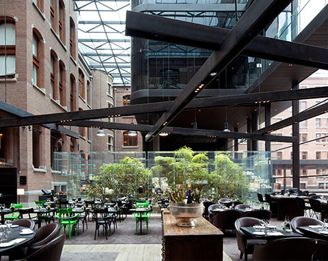 The Conservatorium Brasserie and Lounge Amsterdam