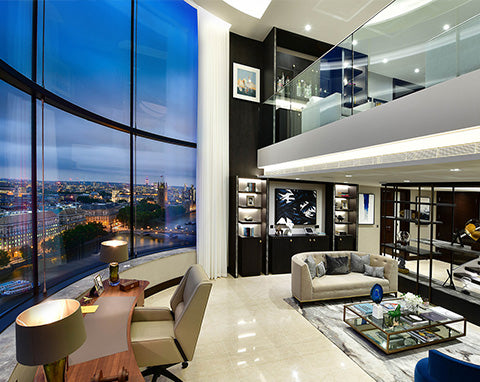 The Corniche Albert Embankment Penthouse