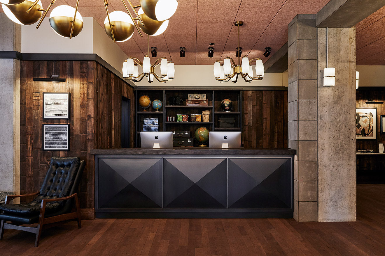 The Hoxton Hotel Portland designed by Fettle