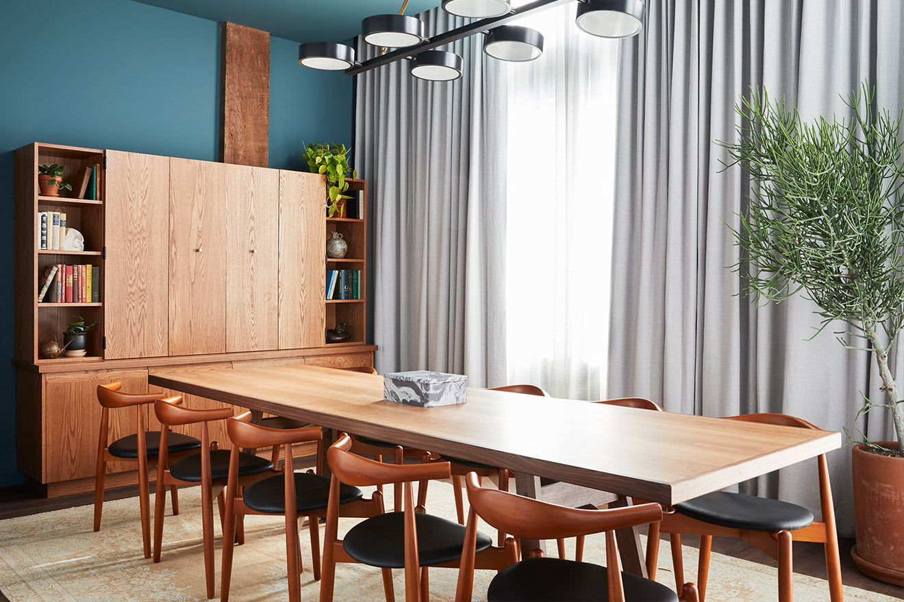The Hoxton Hotel Portland Apartment designed by Fettle