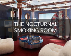 The Nocturnal Smoking Room Humbert & Poyet