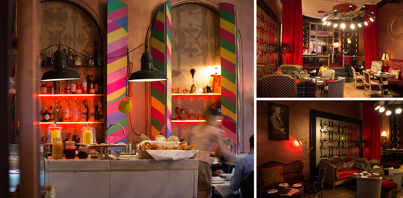 The Parlour Restaurant and Bar Sketch London review