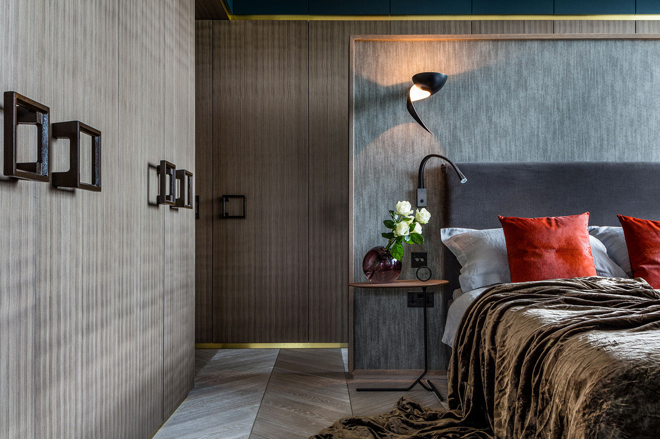 Daniel Hopwood Bedroom interior design