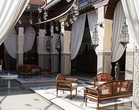 The Royal Mansour Hotel Review Marrakech Morocco
