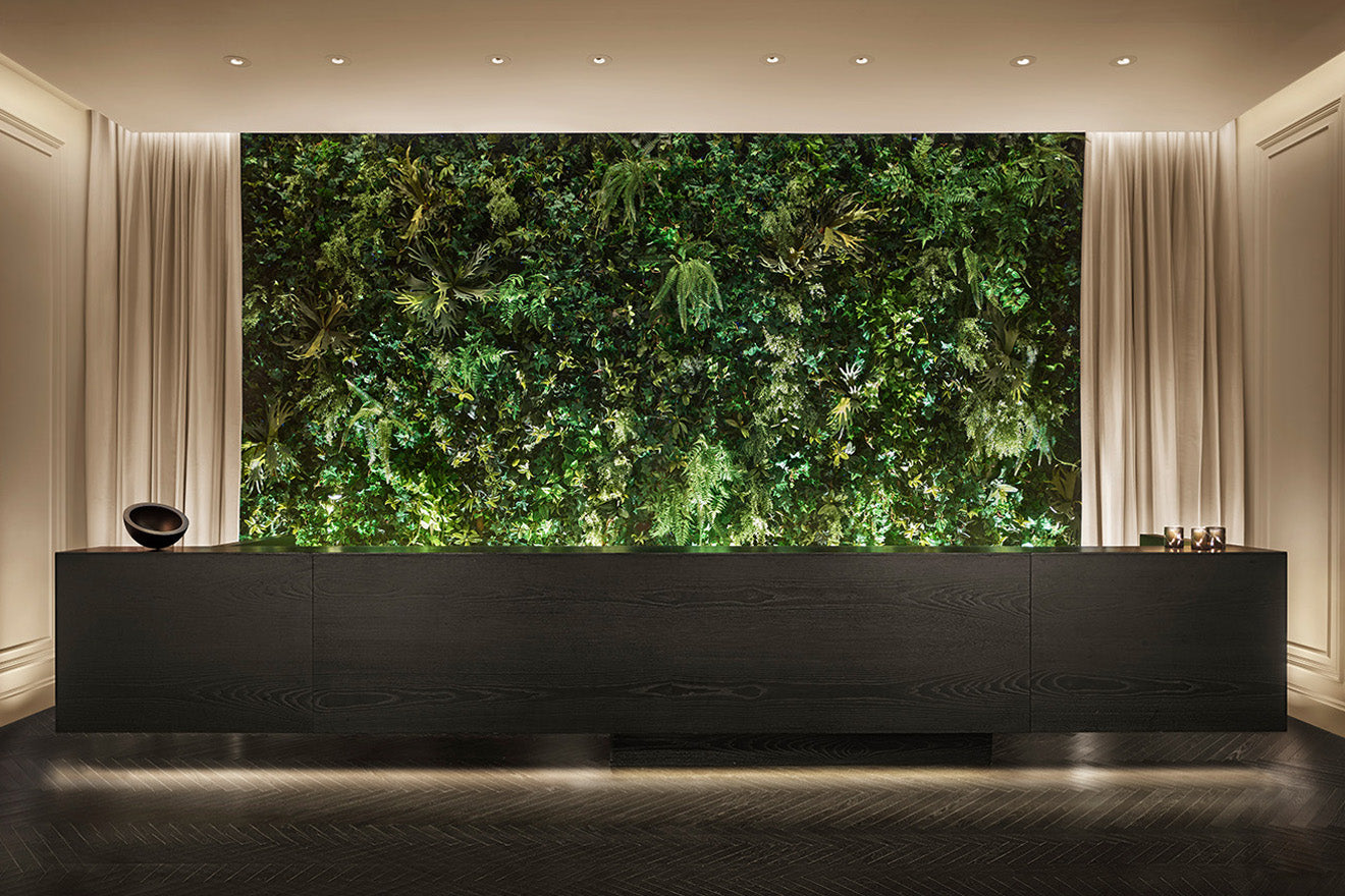 The Times Square Edition Hotel Reception Lobby Interior Design