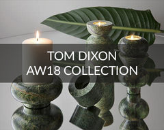 Tom Dixon Autumn Winter 2018 Marble Collection