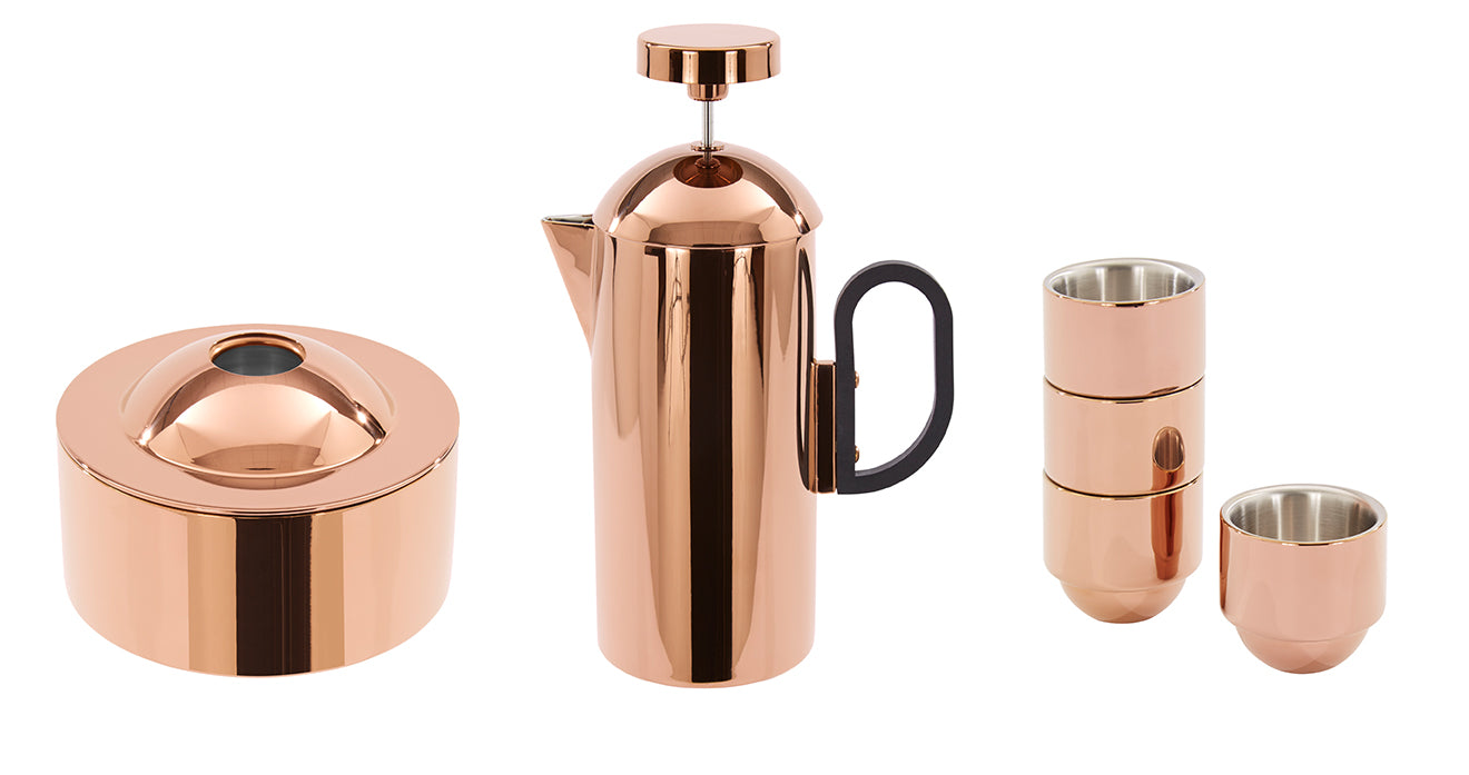 Tom Dixon Copper Coffee Collection