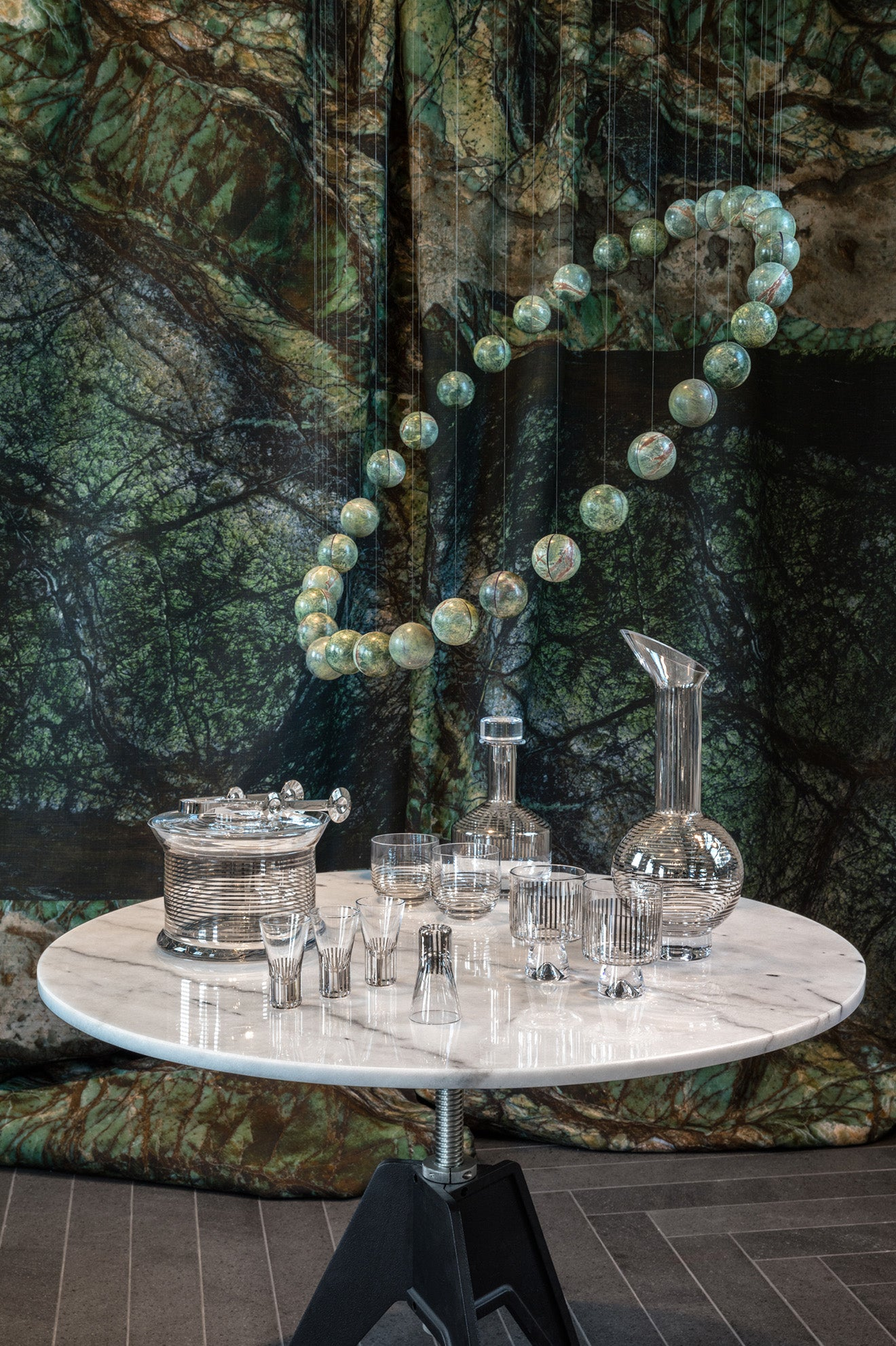Tom Dixon AW18 Marble Collection Home Accessories