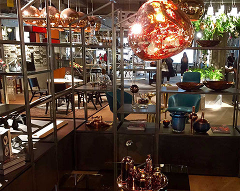 Tom Dixon Multiplex Blog
