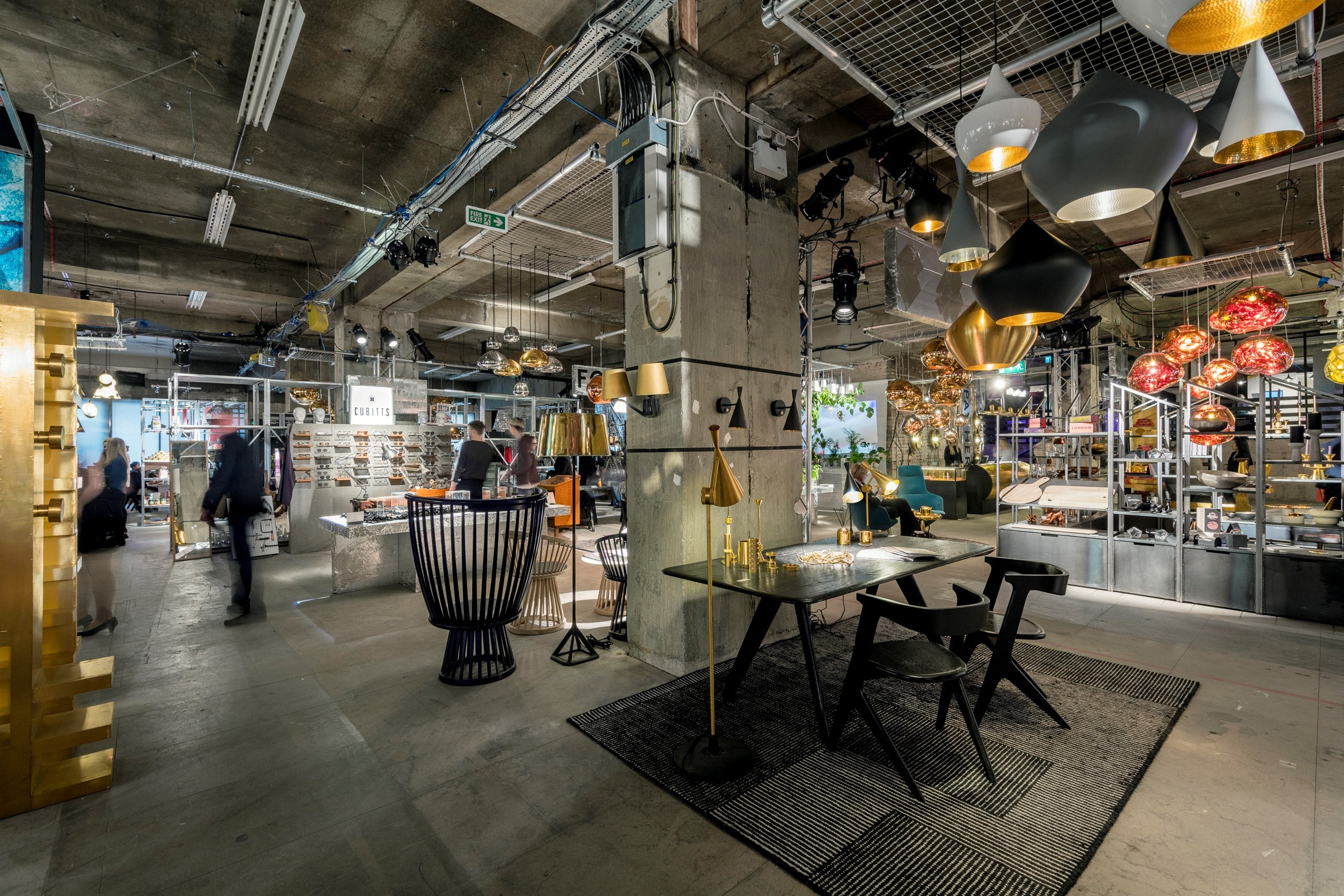 Tom Dixon Multiplex Department Store London