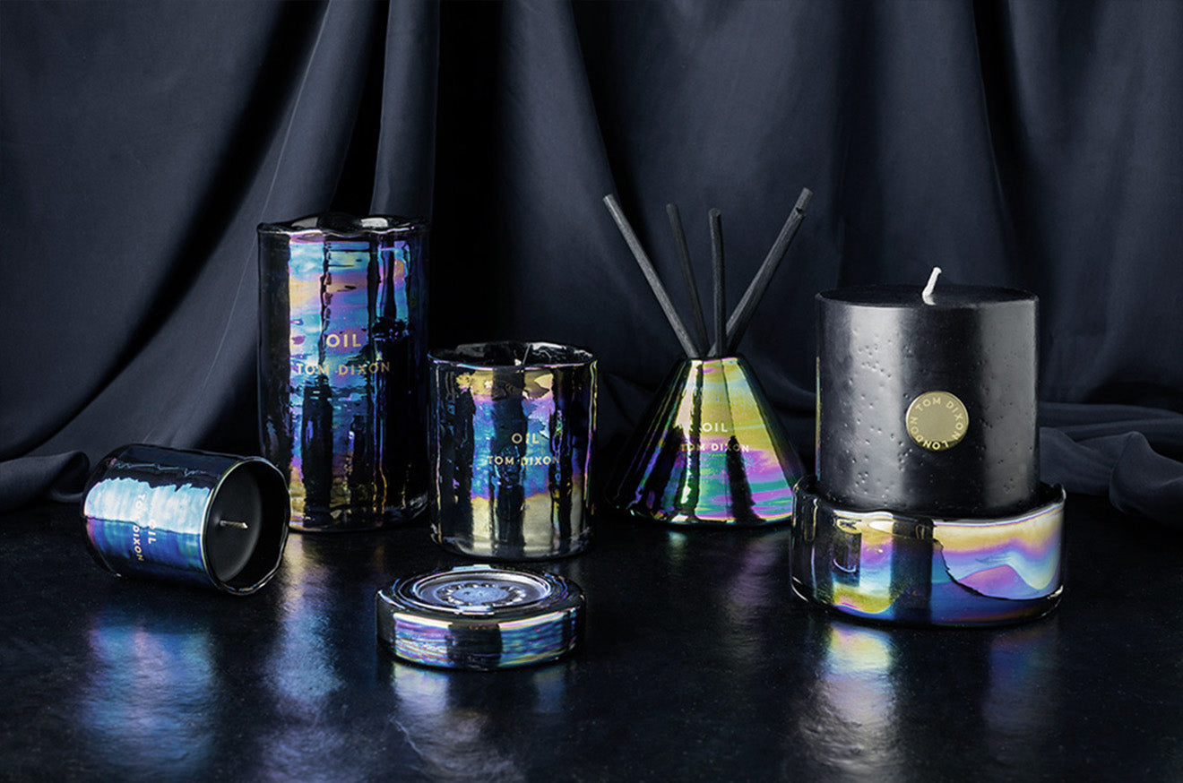 Oil Tom Dixon scent and home accessories