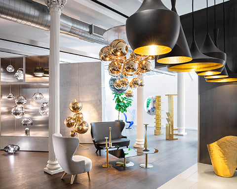 Tom Dixon opens New New York Showroom