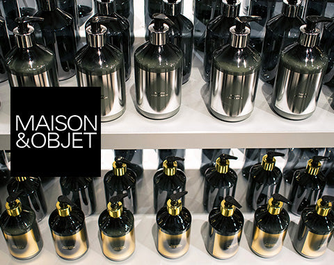 Tom Dixon at Maison & Objet