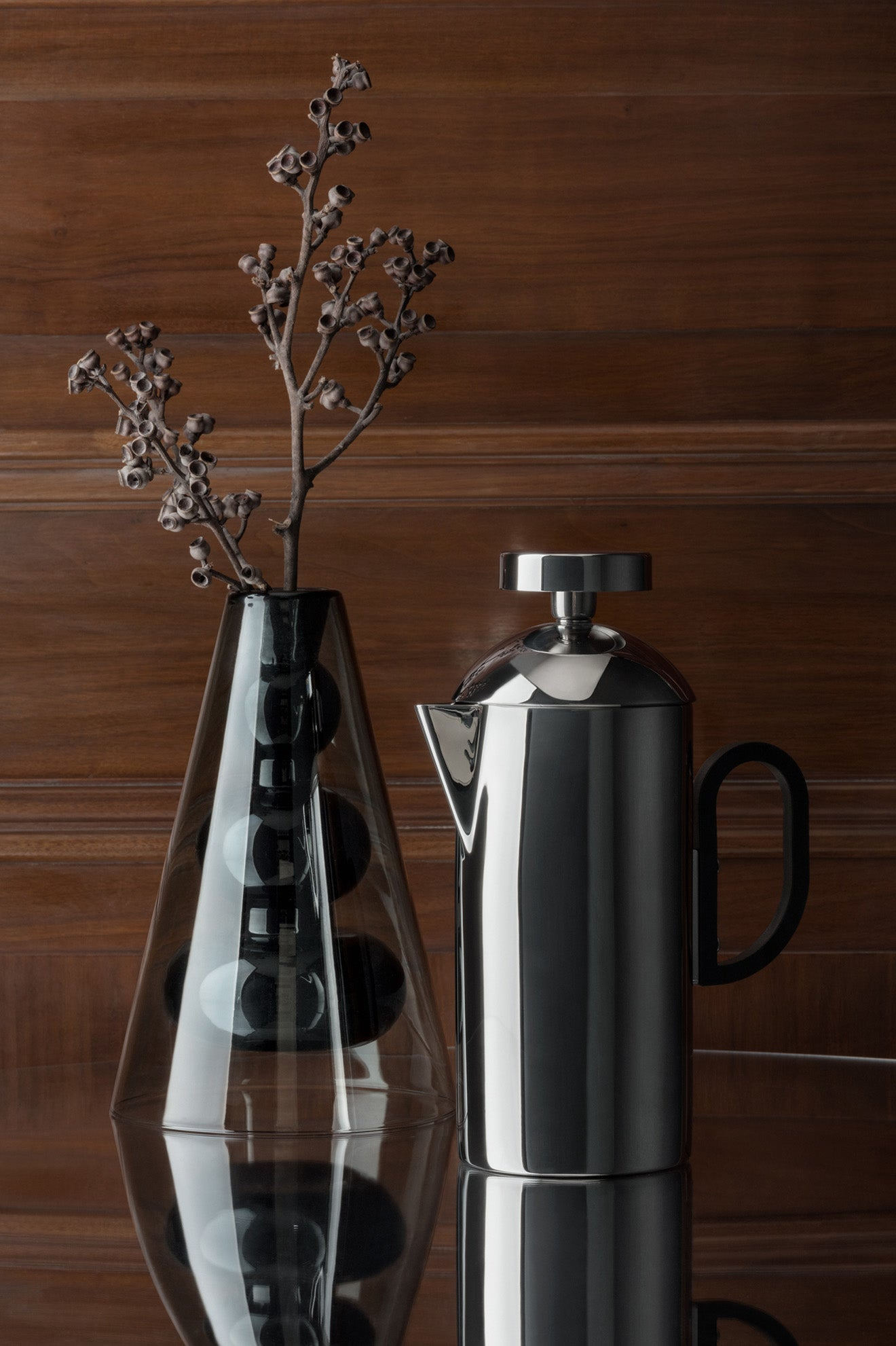 Tom Dixon Silver Brew Collection AW18
