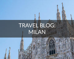 Travel Blog Milan