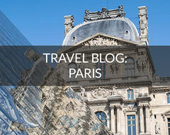 Travel Blog Paris
