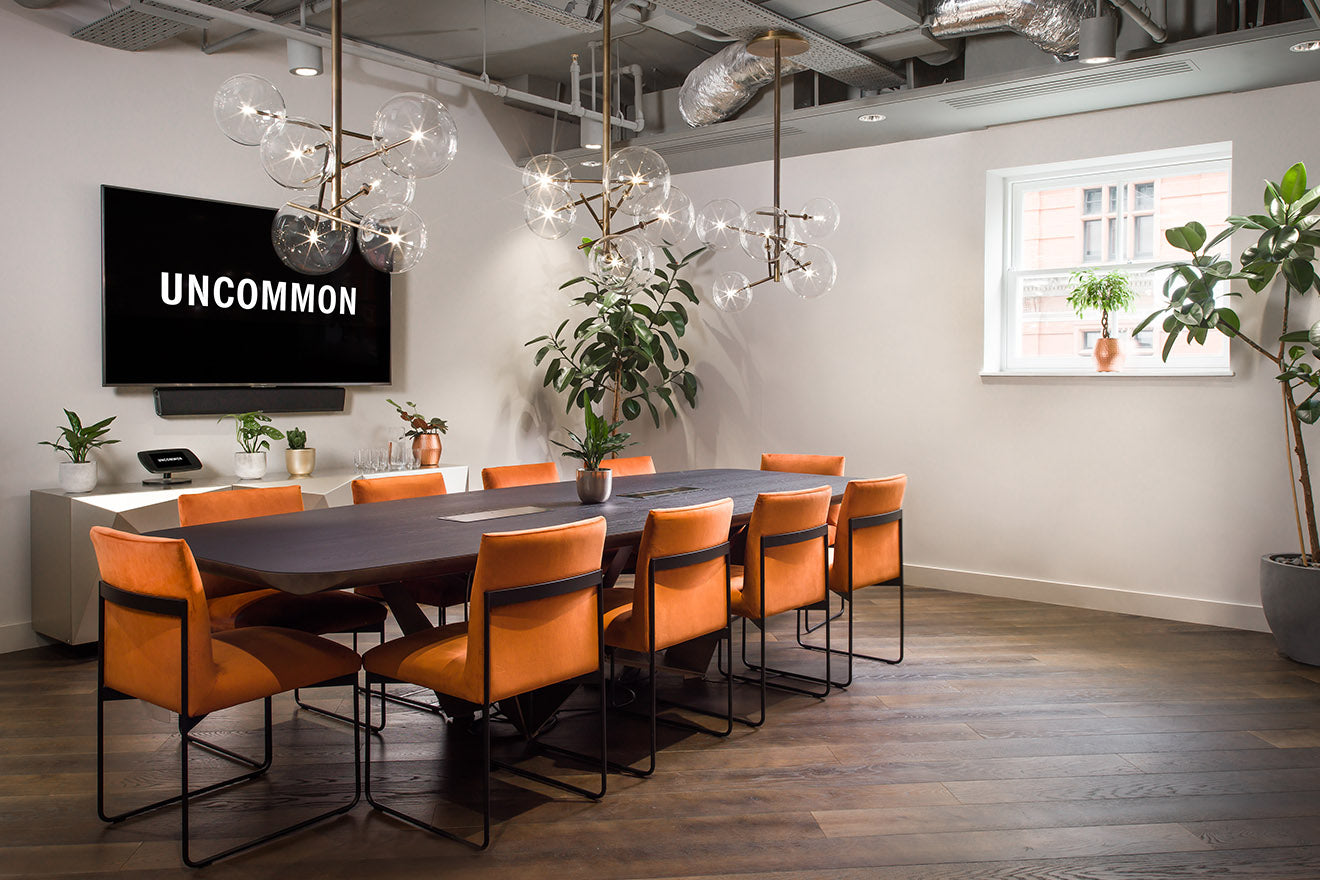 Uncommon Flexible Work Space London Liverpool Street