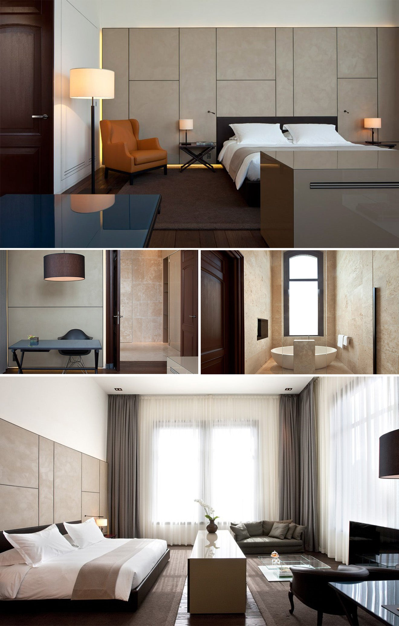 Luxurious Van Baerle Suite at the Conservatorium in Amsterdam