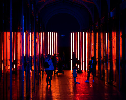 London Design Festival Reflect Room V&A Museum