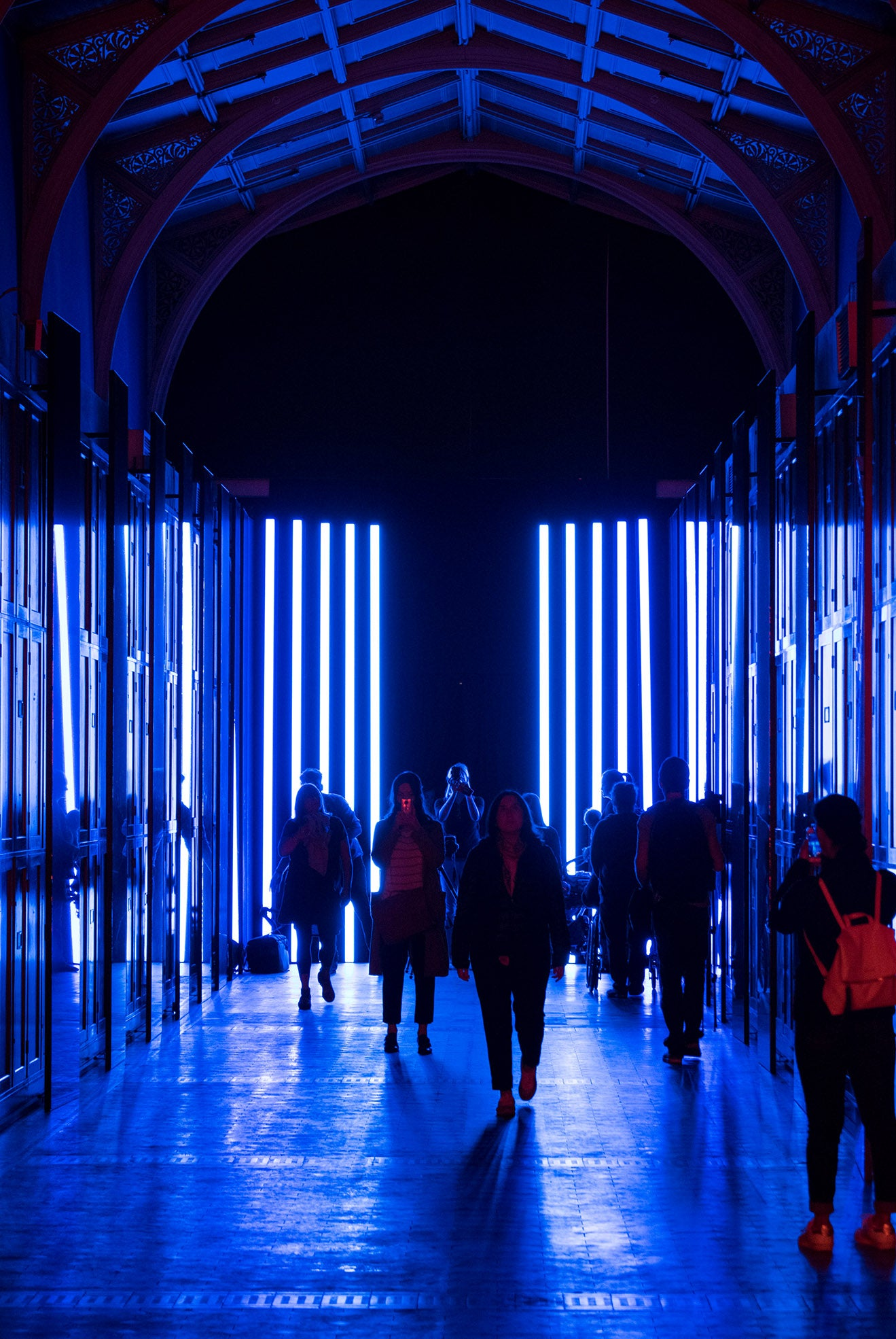 Victoria & Albert Museum Reflect Room London Design Festival