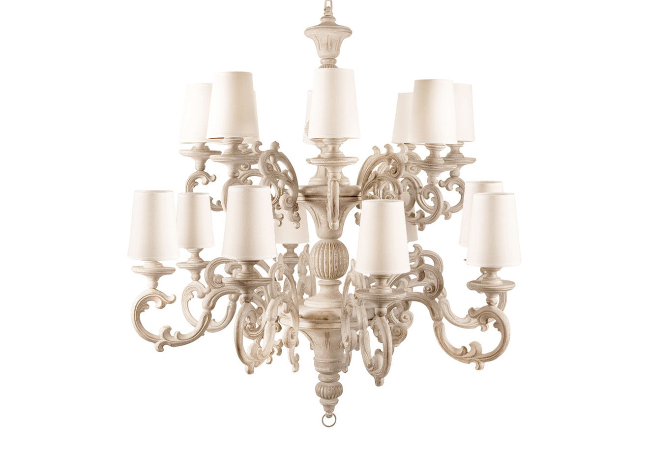 Villaverde luxury lighting designs wooden chandelier