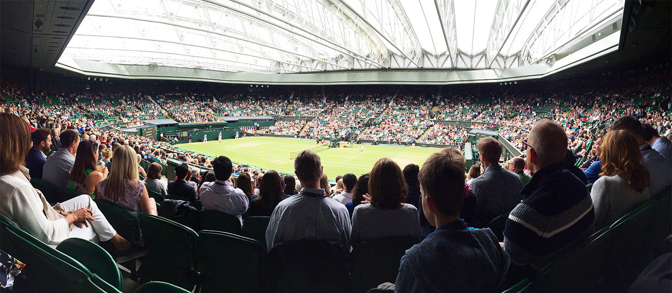 Wimbledon Centre Court panormaic photos
