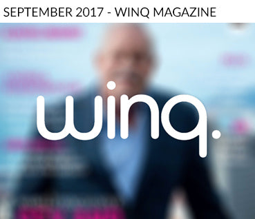 Winq Magazine Autumn Issue 2017