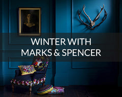 Winter with Marks and Spencer