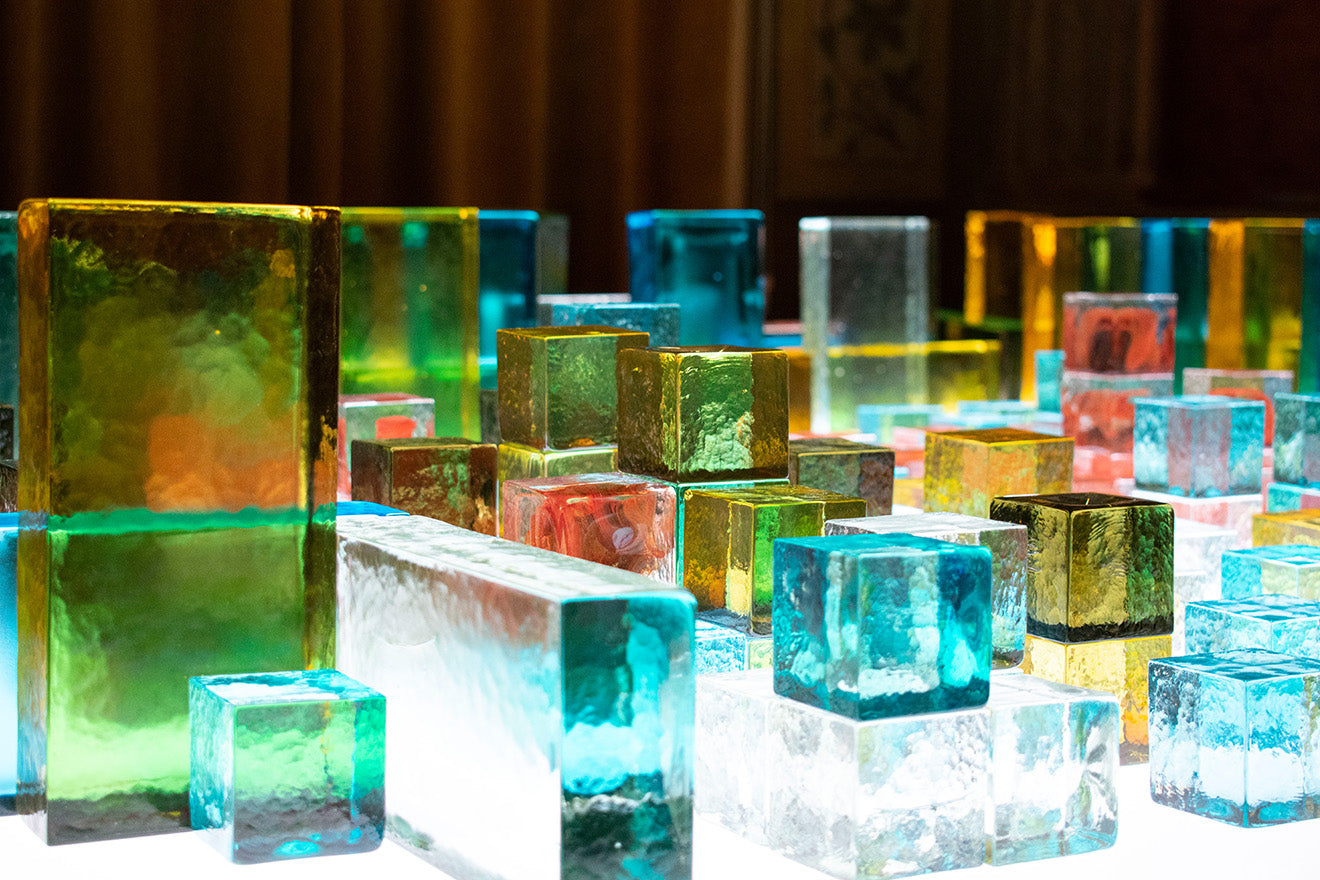 Invisible Cities Wonderglass designed by J&PEG