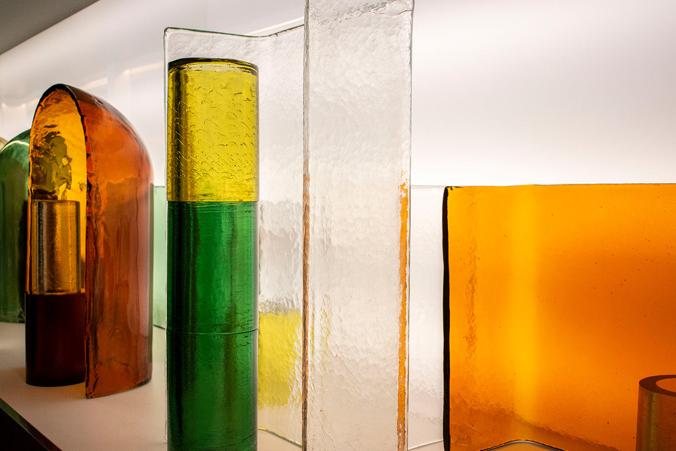Alcova Wonderglass designed by Ronan and Erwan Bouroullec