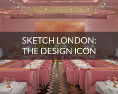 Sketch restaurant London