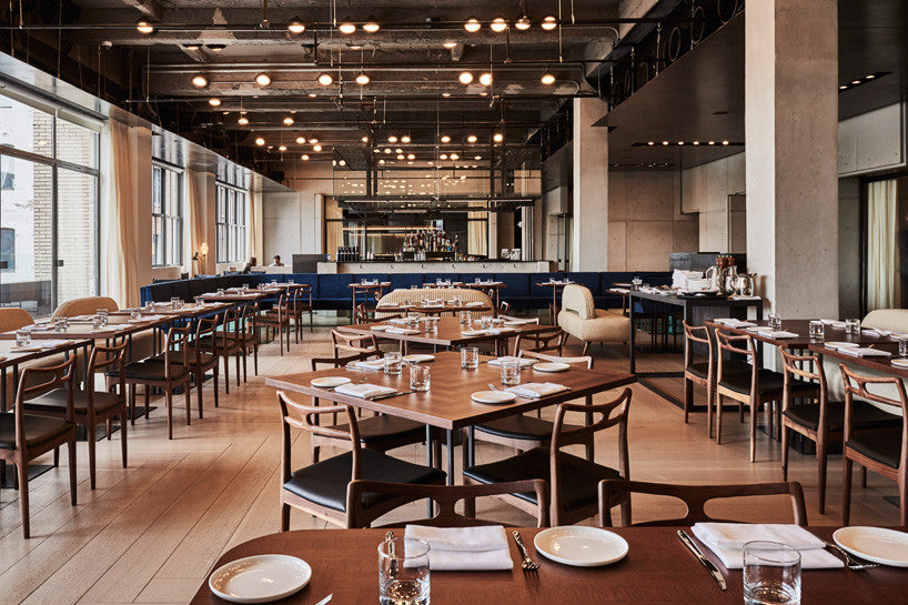 Spring Place membership luxury studio restaurant and dining