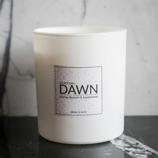 Moroccan Dawn: Orange Blossom & Sandalwood