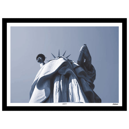 "Delve Collection - ""Chrysler"" New York Landmark Print"