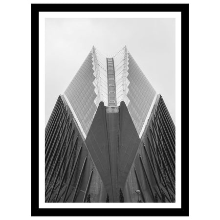 "Delve Collection - ""Torch"" New York Landmark Print"