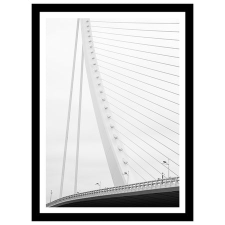 "Facade Collection - ""Spire"" London Photography Print"