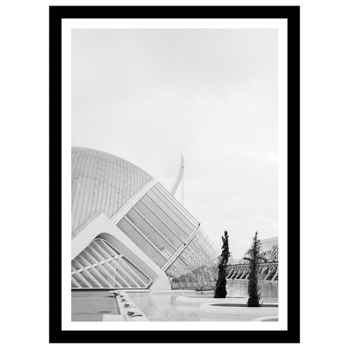 Nuevo Collection - L'Hemisfèric - Photographic Print