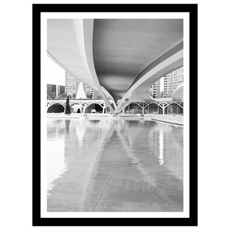 "Facade Collection - ""More I"" London Photography Print"