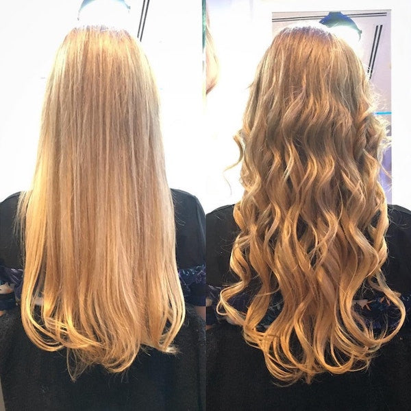 Human hair extension Dubai