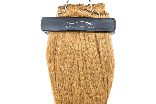 Medium Golden Blonde #27 - Clip-In Hair 160g
